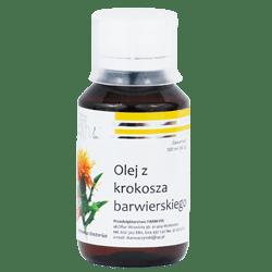 Olej z krokosza barwierskiego – 100 ml (92 g)