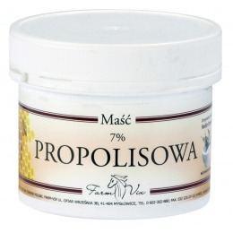Maść propolisowa